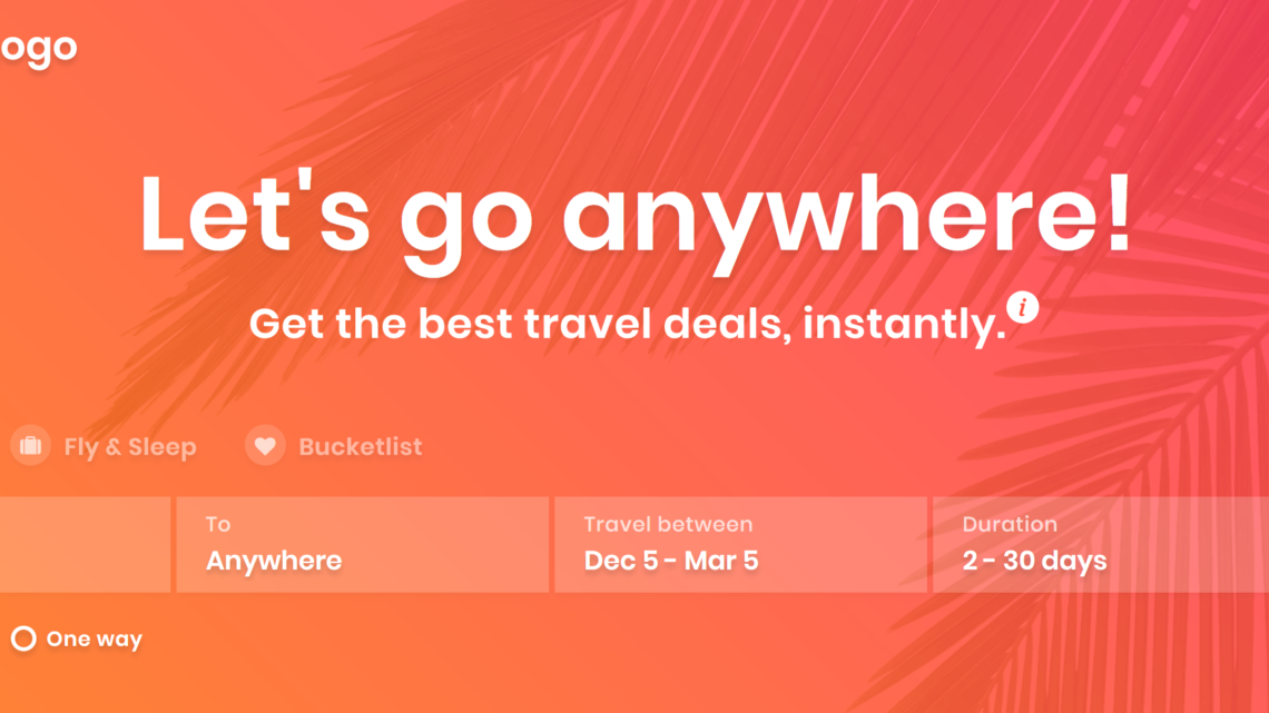 Last minute travel deals